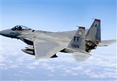 US Air Force F-15 Jet Crashes into North Sea, Search Ongoing for Pilot
