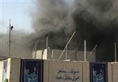 تحولات عراق|دستگیری 4 نفر در ارتباط با آتشسوزی انبارهای کمیساریای انتخابات