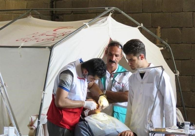اجرای بیش از 50 پروژه داوطلبی توسط جمعیت هلالاحمر اصفهان در مرداد و شهریورماه امسال