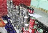 البرز|18 تن پودر مکمل نیروزا در اشتهارد کشف شد