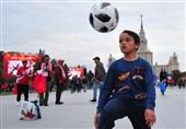 جام جهانی 2018  افتتاح فستیوال هواداران فیفا در مسکو