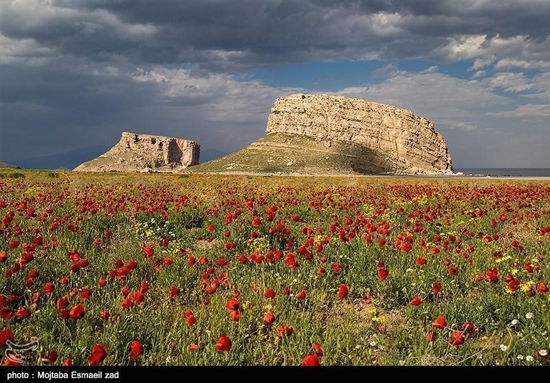 Ghala Dashi: An Ancient Castle in Lake Oroumiyeh