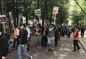برگزاری با شکوه راهپیمائی روز قدس در هلند