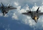 ABD, Suriye Ordusu Mevzilerini Bombaladı