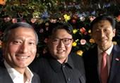 پیادهروی و تفرج شبانه رهبر کره شمالی پیش از دیدار با ترامپ +عکس و فیلم