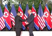 France Alarmed after Trump 'Practically Hugged' Kim: Minister