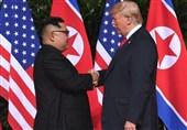 ترامپ: رسانههای جعلی واقعیتها درباره توافق کره شمالی را بیان نمیکنند