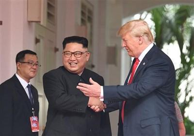 دیدار ترامپ-کیم | رهبر کره شمالی: رسیدن به این مرحله کار سادهای نبود/ترامپ: بحثهای خوبی خواهیم داشت+فیلم