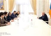پاشینیان: روابط ارمنستان و روسیه وارد مرحله جدیدی شده است