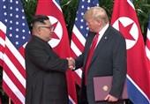 ترامپ از اظهارات رهبر کرهشمالی ذوق زده شد