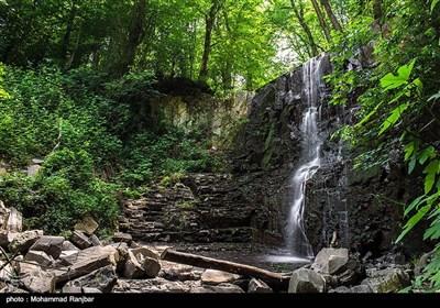 آبشار لونک - گیلان