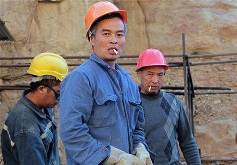 چینی ها به ایرانی ها در پروژه های نفتی ترجیح داده می شوند