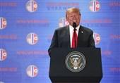 ترامپ: تحریمهای کره شمالی تا پایان خلع سلاح باقی میمانند