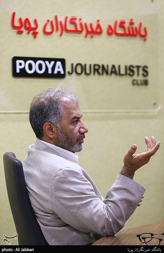 محمدمهدی عسگرپور کارگردان سریال تلویزیونی رهایم نکن