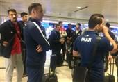 بازگشت تیم ملی والیبال به ایران در دو گروه