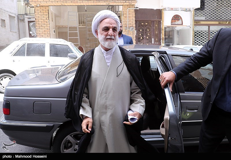 محسنی اژهای: عربستان و کشورهای خلیج فارس به کروبی کمک میکردند