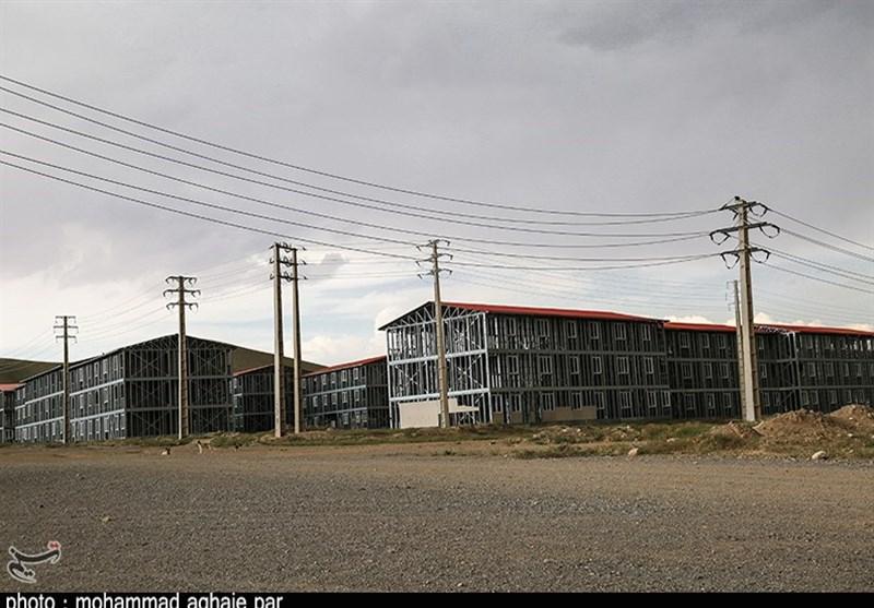 تعلل عمدی دولت و انبوه سازان در پایان ندادن به مسکن مهر آذربایجان غربی+تصاویر - اخبار تسنیم - Tasnim