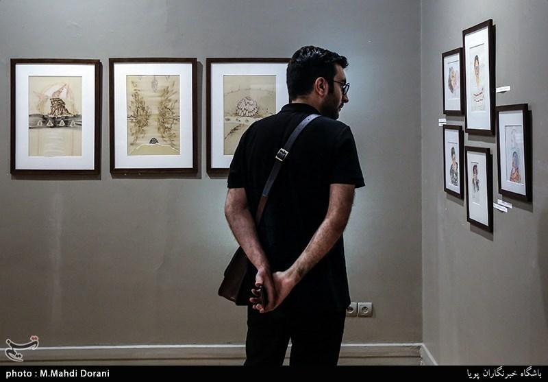 نمایشگاه طراحی مهمانی هنر