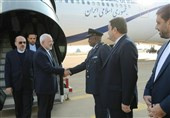 Iran's Zarif Wraps Up Visit to 'Long-Time Friend' South Africa