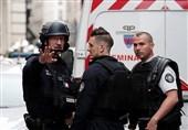 گروگانگیری با بمب در پاریس+ فیلم و تصاویر