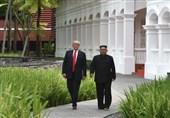 گزارش تسنیم  چند حاشیه خواندنی از دیدار ترامپ و رهبر کره شمالی