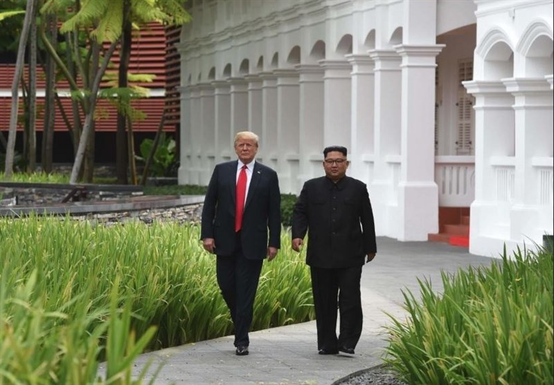 گزارش تسنیم |چند حاشیه خواندنی از دیدار ترامپ و رهبر کره شمالی