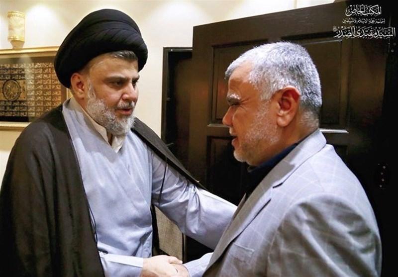Iraq's Sadr, Amiri Announce Political Alliance