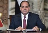 اولین موضع گیری السیسی درباره تحولات سودان در تماس با مرکل