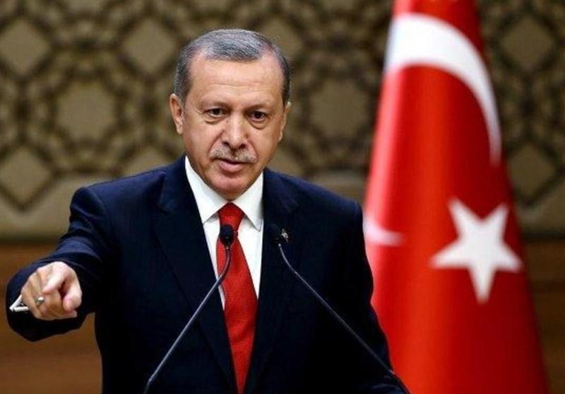 """""""أردوغان"""" رئیساً لحزب العدالة والتنمیة"""