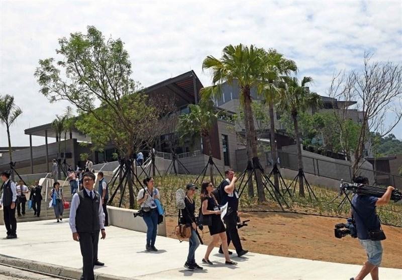 افتتاح بی سروصدای سفارت آمریکا در تایوان