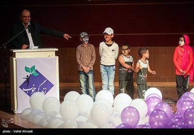 جشن خروج کودکان از چرخه کار برای اولین بار در کشور توسط زندگی خوب