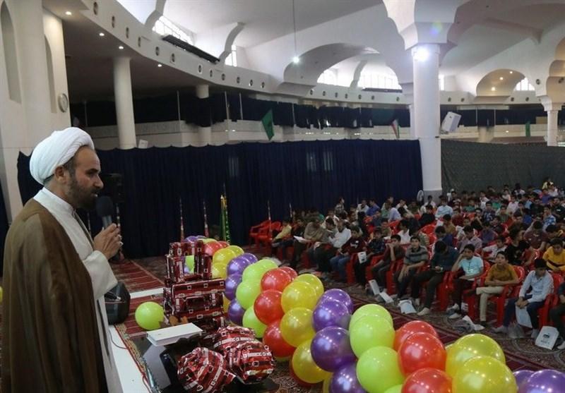 شروع فصل بندگی با برگزاری جشن روزه اولیها در قم