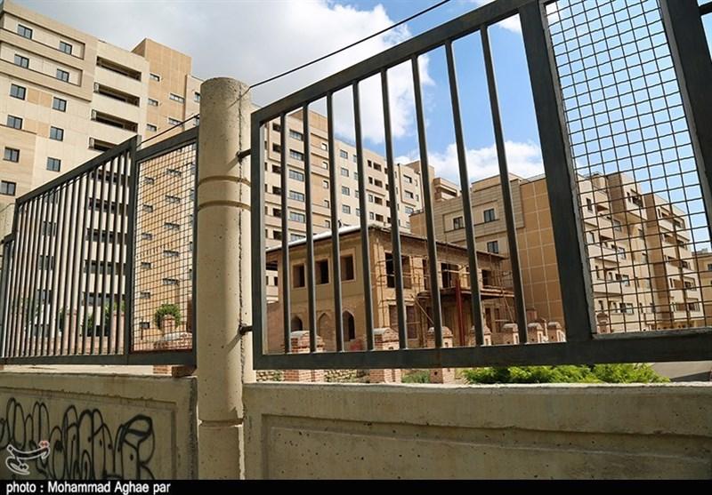 """خانه تاریخی """"اربابی ارومیه"""" محصور در آپارتمانهای بدون سکنه+تصاویر"""