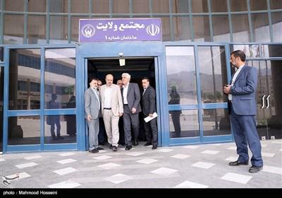 تحویل ساختمان سوهانک به دانشگاه آزاد
