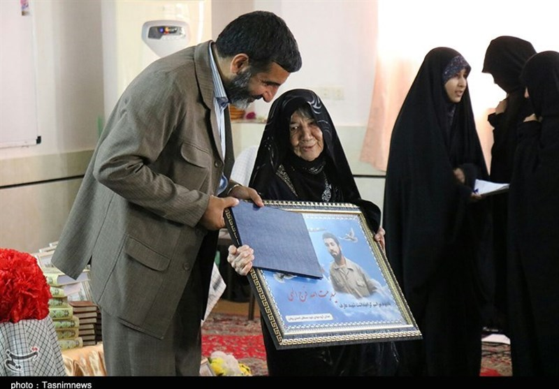 خوزستان| آئین گرامیداشت شهید فرجالهی در دزفول به روایت تصاویر 