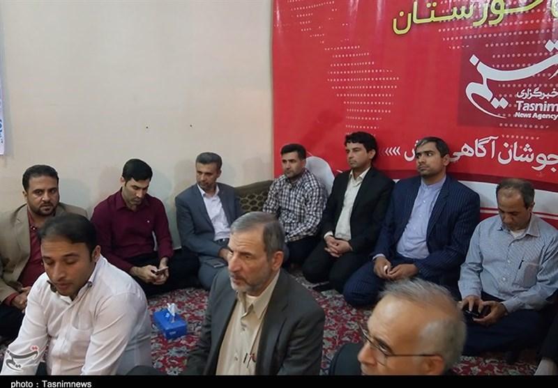 ضیافت افطاری جامعه اسلامی مهندسین استان خوزستان + تصویر