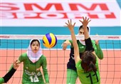 Iran into Asian Women's U-19 Volleyball Championship Quarters