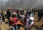 الاحتلال الصهیونی یتعمد استهداف الصحفیین أثناء تغطیتهم لمسیرة العودة