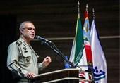 امیر سامانی: ما سربازان ایران اسلامی افتخار داریم که همیشه لباس رزم و جهاد بر تن داریم