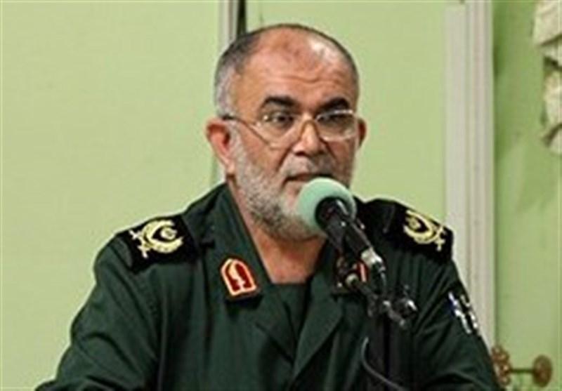 فرمانده سپاه استان بوشهر: حماسه سازان خلیج فارس آمریکا را به استیصال کشاندند