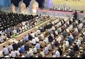 ترتیلخوانی جزء 28 قرآن کریم در کرمان به روایت تصویر