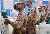 الیکشن کمیشن کا انتخابات کیلئے ساڑھے 3 لاکھ فوجی اہلکاروں کی خدمات کا مطالبہ