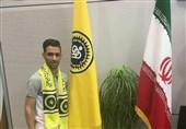 اصفهان  کاپیتان طلاییپوشان از سپاهان جدا شد + تصویر