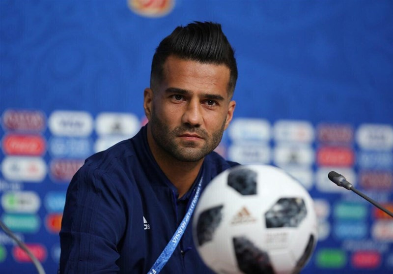 Iranian Players under Pressure at World Cup: Shojaei