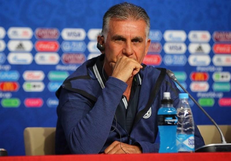 کیروش: برای ما خیلی مهم است که اطلاعات و آمار زیادی از جام جهانی کسب کنیم