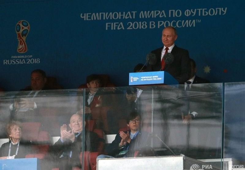 جام جهانی 2018| تبریک پوتین به چرچسوف و واکنش سرمربی عربستان به استعفای احتمالی