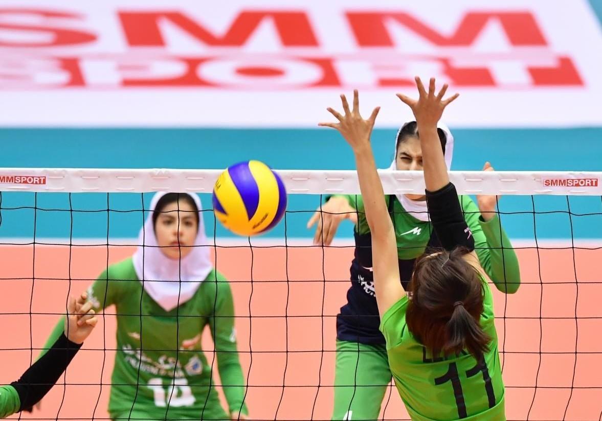 والیبال قهرمانی جوانان دختر آسیا|زهدی: با هماهنگی خوب هند را شکست دادیم - اخبار تسنیم - Tasnim