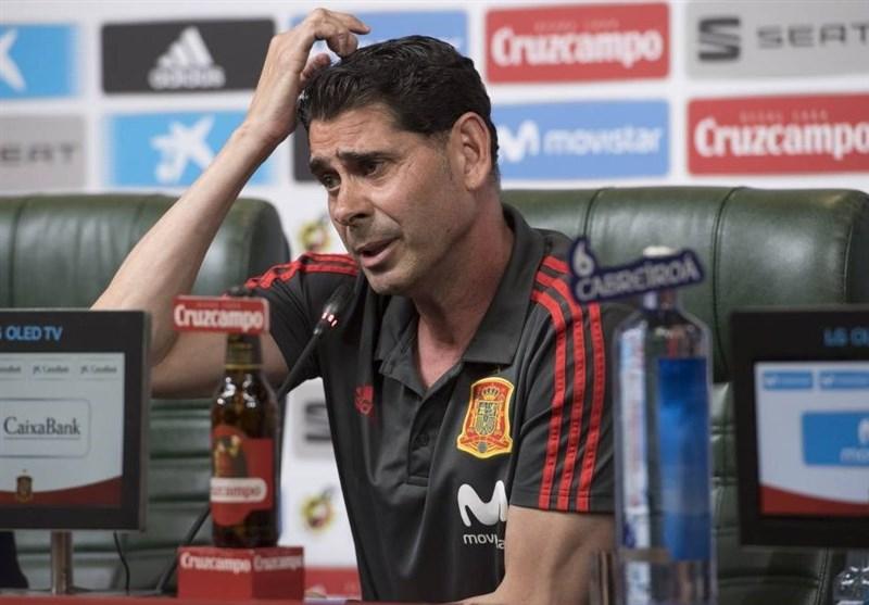 جام جهانی 2018| هیرو: نمیتوانیم تغییرات بزرگی در تیممان ایجاد کنیم/ شاهد یک اسپانیای برجسته خواهید بود - اخبار تسنیم - Tasnim