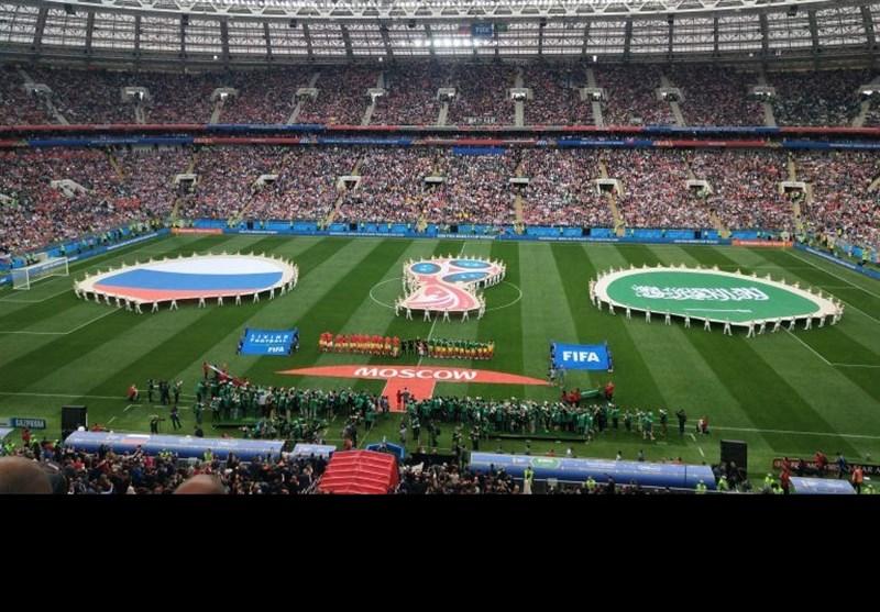 Russia's Putin, FIFA's Infantino Open 2018 World Cup