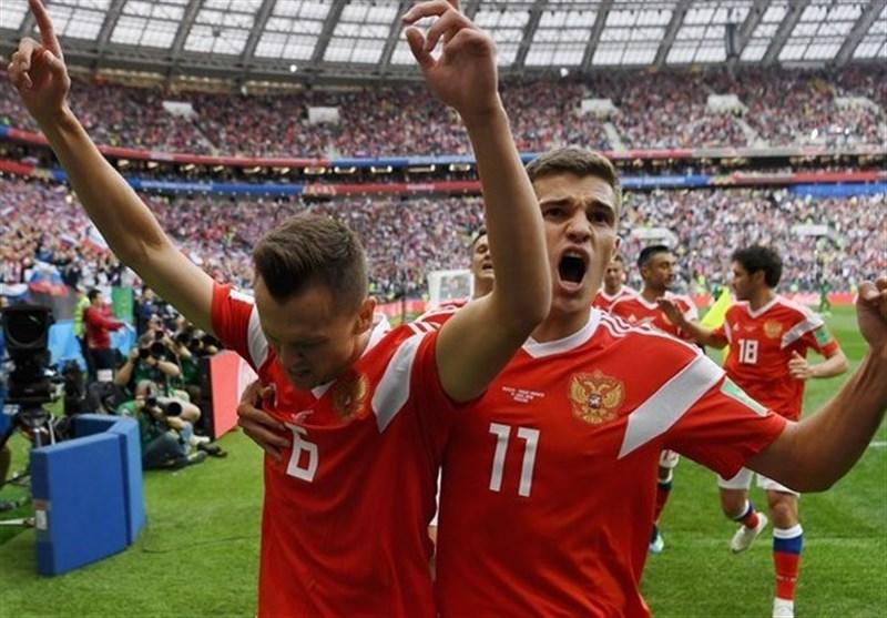 جام جهانی 2018| چریشف بهترین بازیکن دیدار روسیه - عربستان شد - اخبار تسنیم - Tasnim